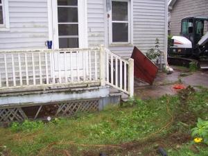 Backyard Face Lift