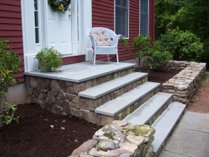 TBDTown Retaining Wall and Patio Project