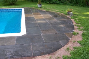 Bluestone Poolscape