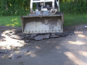 Severe Pothole Repair