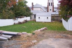 Backyard Rehab