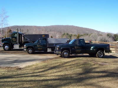 Country Landscaping - Trucks