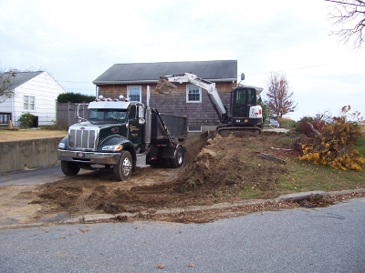 Country Landscaping - Excavation